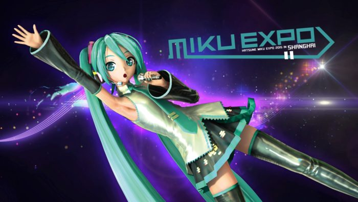 MIKU EXPO in Shanghai 2015