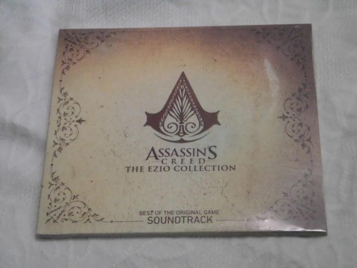 アサシンクリード エツィオコレクション 特典CD