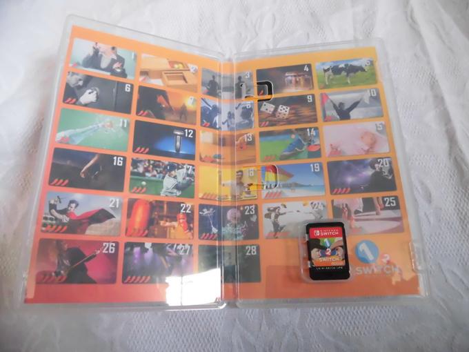 Nintendo Switch(ニンテンドースイッチ) ソフト パッケージ