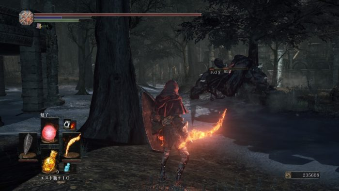 DARK SOULS III THE FIRE FADES EDITION