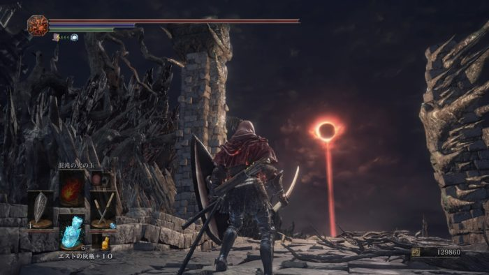 DARK SOULS III THE FIRE FADES