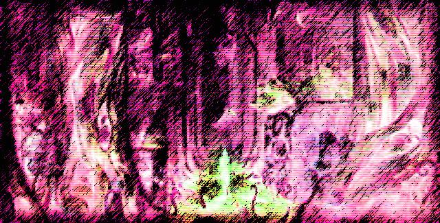 嘆きの胎の看守悪魔