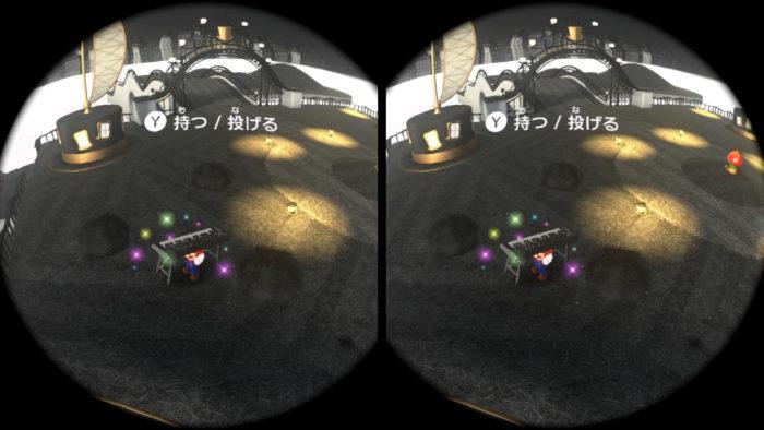 マリオオデッセイ VR