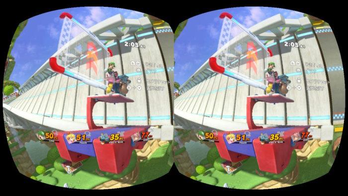 スマブラSP VR