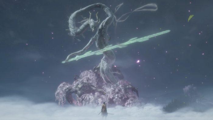 『SEKIRO(隻狼)』桜竜