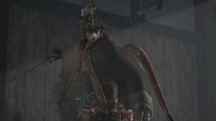 『SEKIRO(隻狼)』葦名弦一郎