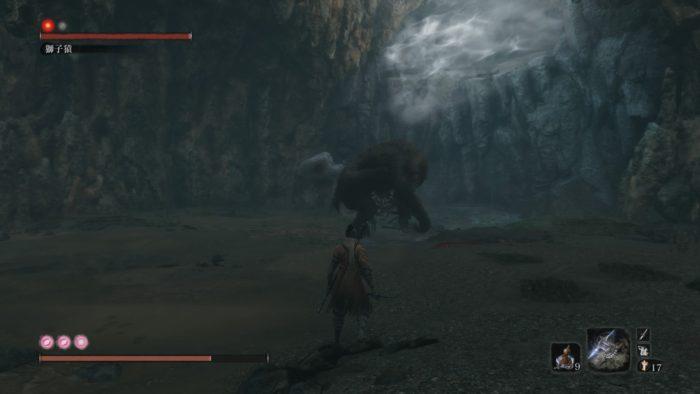 『SEKIRO(隻狼)』獅子猿