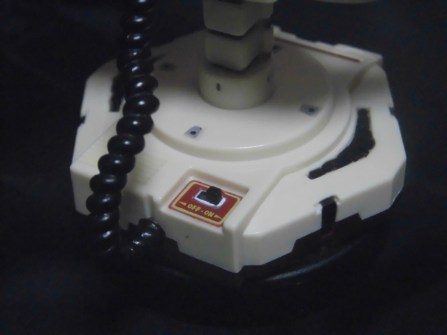 amiibo ロボットのスイッチ