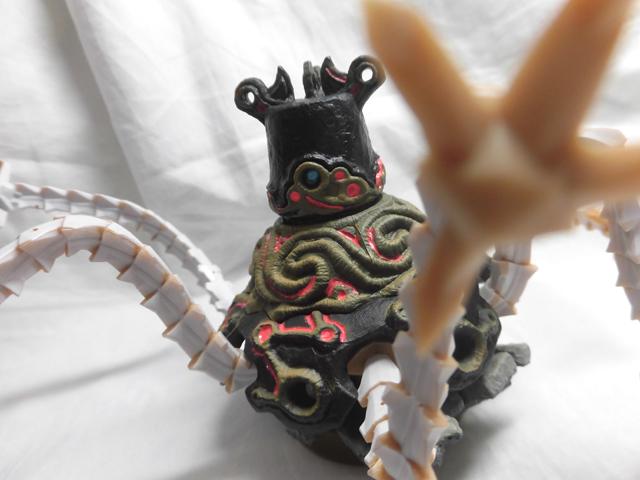 amiibo ガーディアン