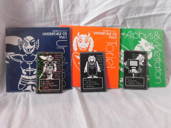 Fangamer Japan UNDERTALE CD
