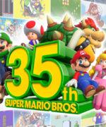 スーパーマリオブラザーズ35周年 Direct