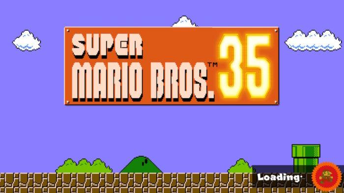 スーパーマリオブラザーズ35