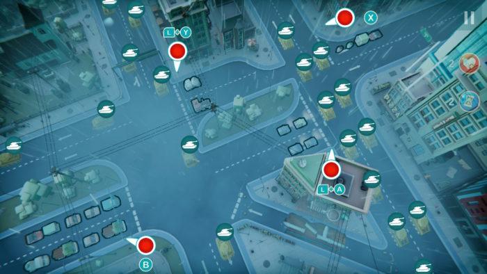 Urban Flow 交通パニック