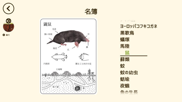 鼠ちゃんの百科事典