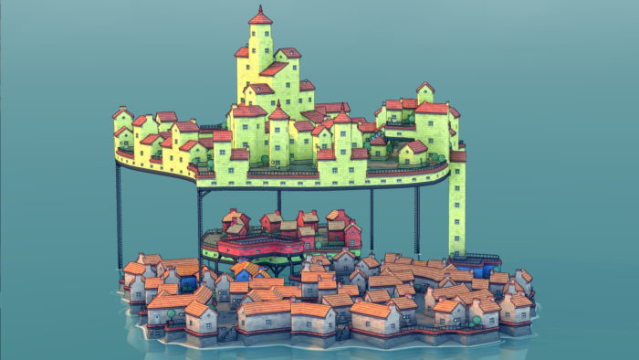 Townscaper(タウンスケーパー)