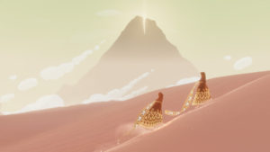 ©2012 Sony Interactive Entertainment America LLC. Developed by thatgamecompany.