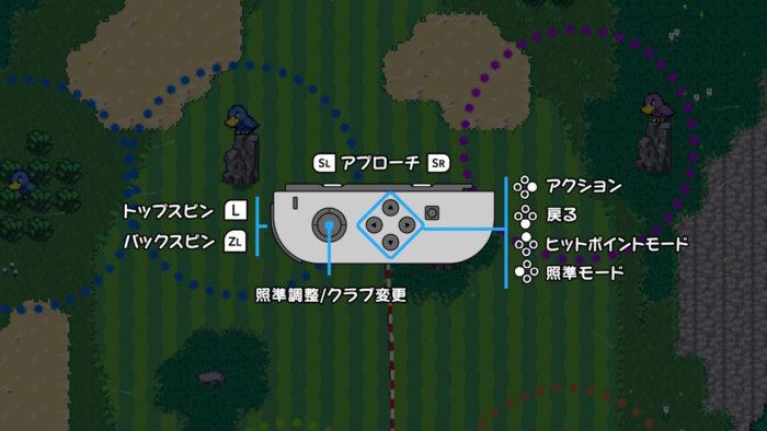 Nintendo Switch『ゴルフストーリー』