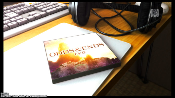 「ODDS&ENDS」 ryo