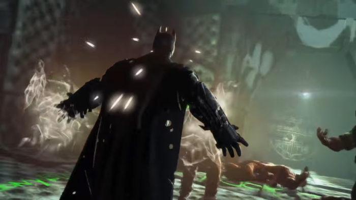 Batman: Arkham Origins(バットマン:アーカム・ビギンズ)