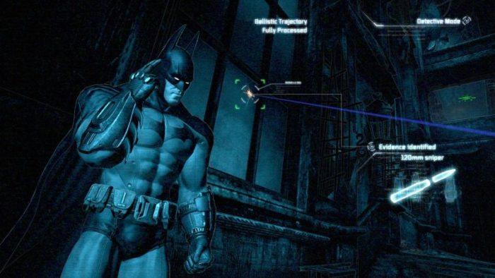 Batman: Arkham City(バットマン:アーカム・シティ)