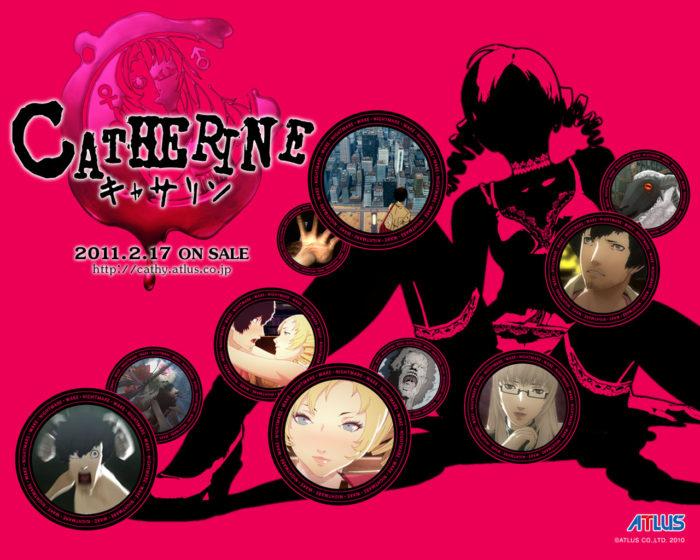 CATHERINE(キャサリン)