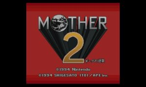 ©1994 Nintendo/APE inc. Scenario:©1994 SHIGESATO ITOI