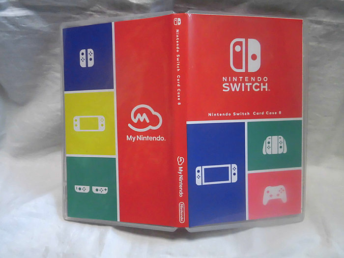 Switchカードケース